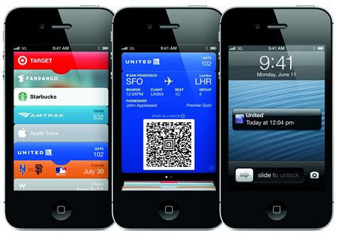 Apple Passbook Gift Card - apple passbook developers finding success with new ios 6 service bgr
