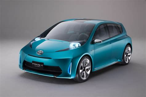 Buy Toyota Prius Toyota Prius C Hybrid Concept Will Spawn A Production