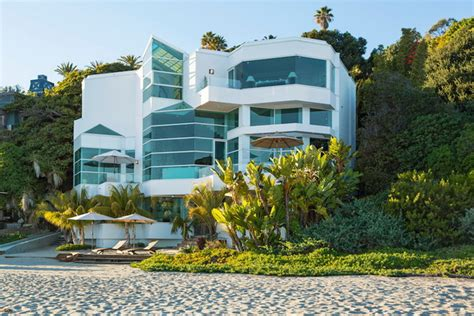 the house on paradise villa in malibu luxury topics luxury portal