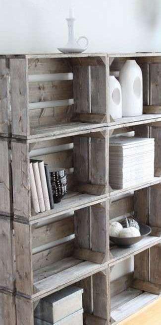 armadio fai da te riciclo realizzare un armadio fai da te con le cassette della frutta
