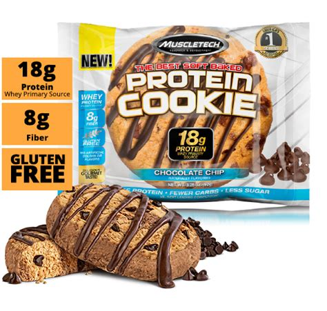 protein cookies protein cookie muscletech
