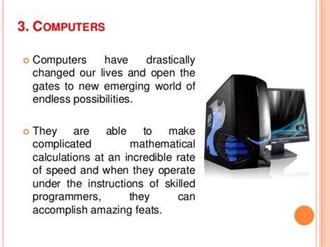 Invention Of Computer Essay by Computer Most Important Invention E