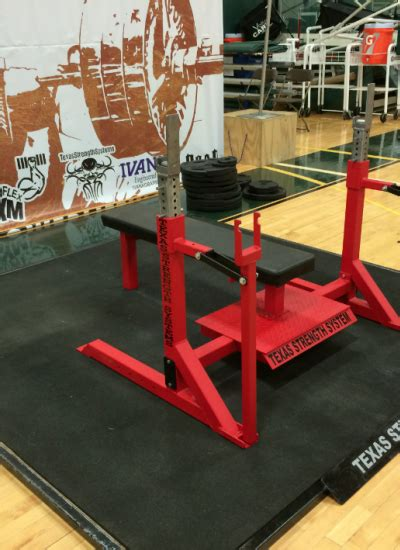 competition bench press competition bench texas strength systems strength