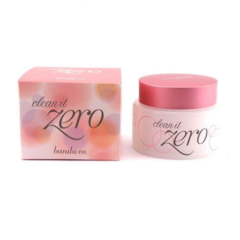 Banila Co Clean It Zero Ori buy banila co clean it zero from sunnanz singapore