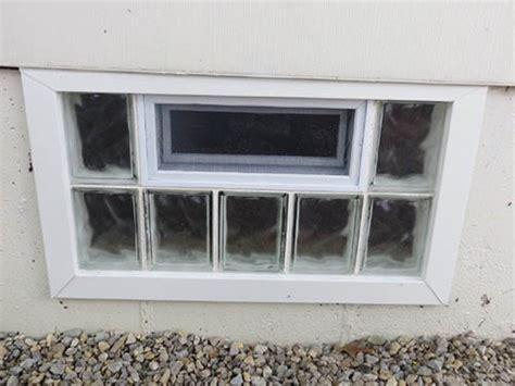 block basement windows basement windows with glass blocks glass block basement
