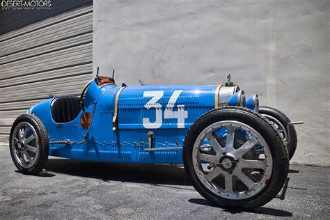 vintage bugatti race car 1927 bugatti type 37a recreation race racing vintage