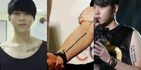 kpop hyuna tattoo idol y sus tatuajes k pop amino