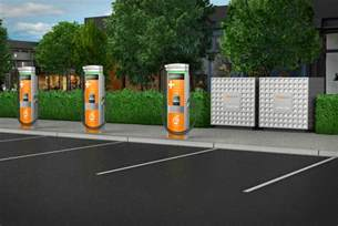 Electric Car Charging Stations Apartments Chargepoint Has Taken All Of Ge S 10 000 Charging