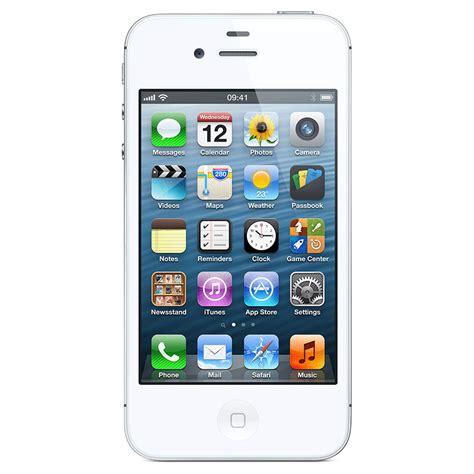 blanc mobili apple iphone 4s 8 go blanc mobile smartphone apple sur