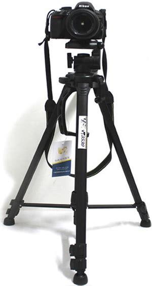 Tripod Weifeng Portable Lightweight Tripod Stand 4 Section weifeng portable lightweight tripod wt