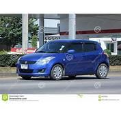 Private Eco Car Suzuki Swift Editorial Photo  Image