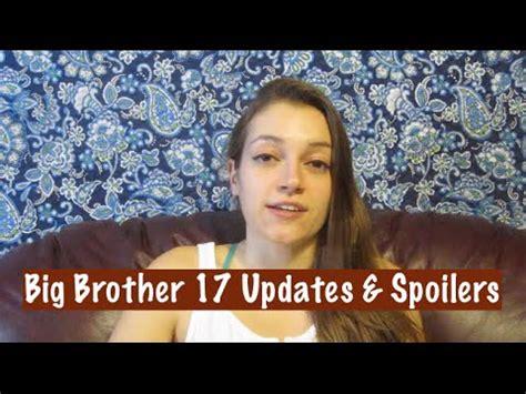 Big 8 An Update by Big 17 Updates Spoilers 9 8 15