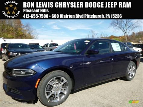 2016 jazz blue pearl coat dodge charger sxt awd 108375074 gtcarlot car color galleries