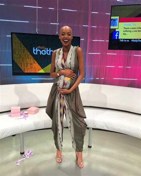 mzansi celebrities who are pregnant and their haistyles top 5 pics of the 21 year old ntando duma s pregnancy style