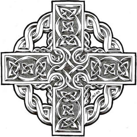 pattern znaczenie celtic cross by roblfc1892 on deviantart