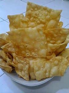 resep keripik bawang renyah  gurih