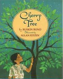 sylvia and the cherry tree books children s book review cherry tree by ruskin bond author