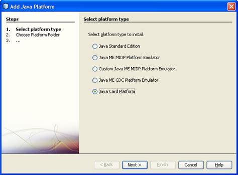 tutorial applet java netbeans java card development quick start guide netbeans ide