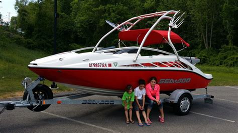 sea doo boats for sale in ct sea doo speedster 200 2005 for sale for 17 500 boats