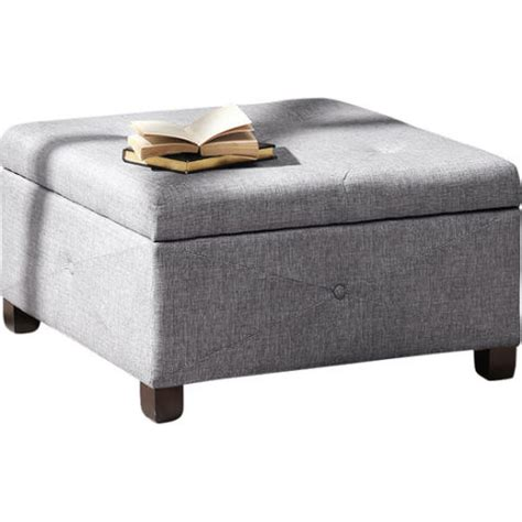 sonoma goods for life madison storage bench ottoman 10 best storage ottomans in 2018 reviews of stylish