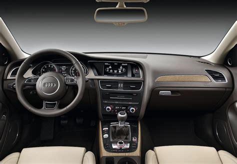 Audi A4 Interior 2013 by 2013 Audi A4 Interior Front Egmcartech