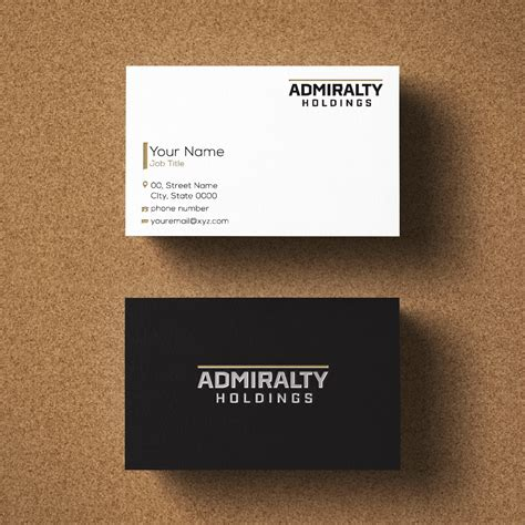 Titles For Business Cards