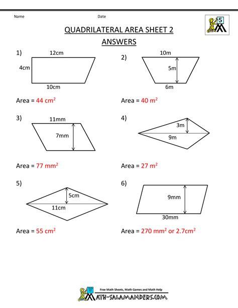html define printable area math practice worksheets