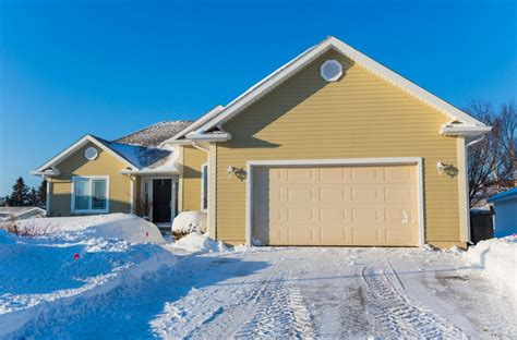 Keeping A Garage Warm In Winter by Winter Proofing Your Garage Essential Tips To Keep You