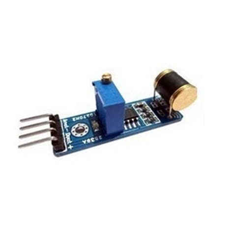 Murah Ori 801s Vibration Sensor 2pcs lot 3 pins 801s vibration switch detection sensor module for arduino robot smarter