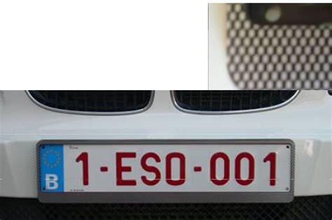 porte plaque voiture carbone achat en ligne ou dans notre