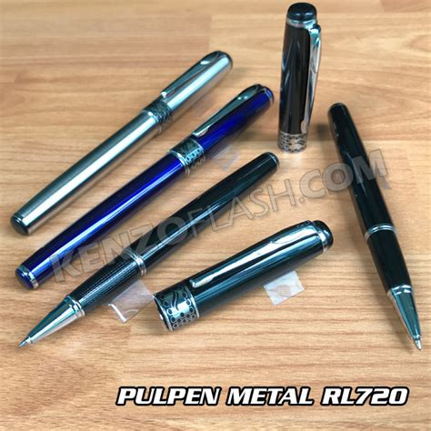 Pena Metal pulpen metal pulpen metal promosi rl720