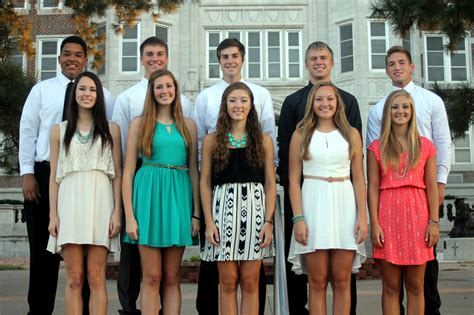 tmp marian announces 2014 homecoming candidates