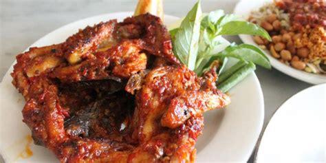 cara membuat jemuran ayam cara membuat ayam taliwang asli enak lezat resep cara