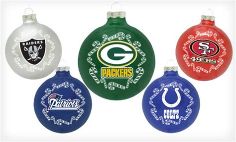 nfl ornaments nfl ornaments set who said nothing in is free