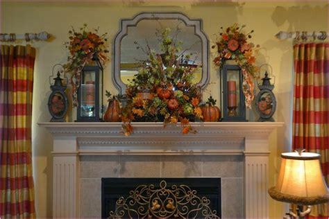 the mantle decor the exle design of fall mantle decor ideas the