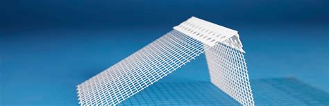 angle for rendering corner bead in stainless or galvanized expanded perforated