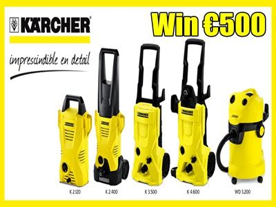 Winners International Sweepstakes - www karcher com register and win k 228 rcher international register and win sweepstakes