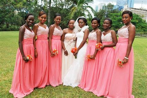 Maids Wedding Dresses In Kenya   The Chef