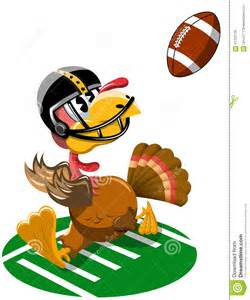 Who Plays Football On Thanksgiving Thanksgiving Turkey Playing American Football