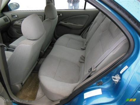 2014 nissan sentra interior backseat 2004 nissan sentra 1 8 rear seat photo 77005057