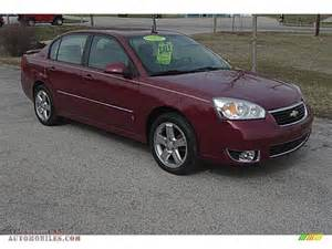 2007 chevrolet malibu ltz sedan in sport metallic