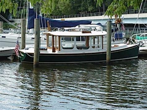 duffy electric boat motor trawler duffy duffy brick7 boats