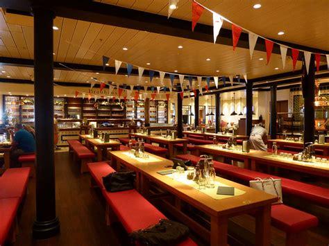 aidaperla restaurants deck  bis  carmens cruisediary