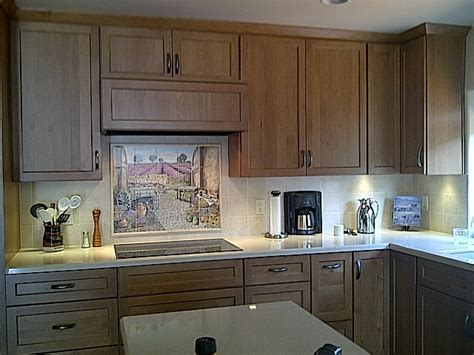 french kitchen backsplash quot kittle s french lavender field view quot backsplash tile