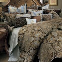 Brown And Blue Paisley Bedding » Home Design 2017