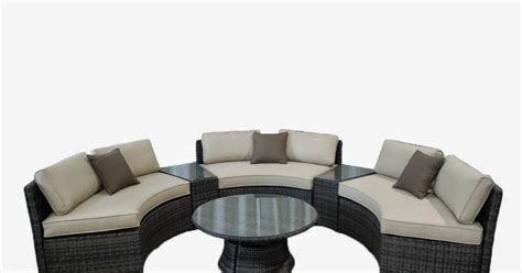 curved outdoor couch curved sofa curved outdoor sofa