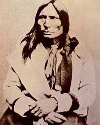 the history of the native american indian named crazy horse