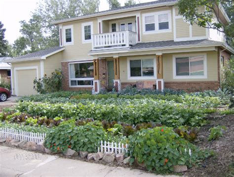 suburban backyard landscaping ideas a business model for farming the front yards of suburbia sustainable dwelling
