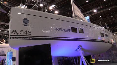sail boat show 2018 2018 hanse 548 sailing yacht walkaround 2018 boot