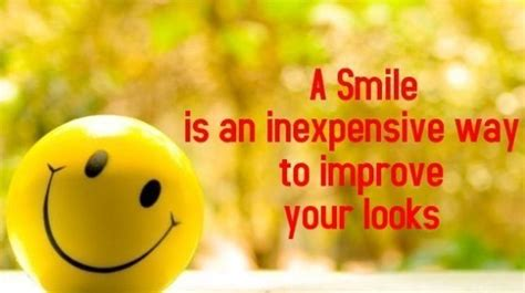 7 Inexpensive Ways To Express Your For Somebody by Smile Quotes